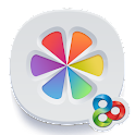Rainbow GO Launcher icon