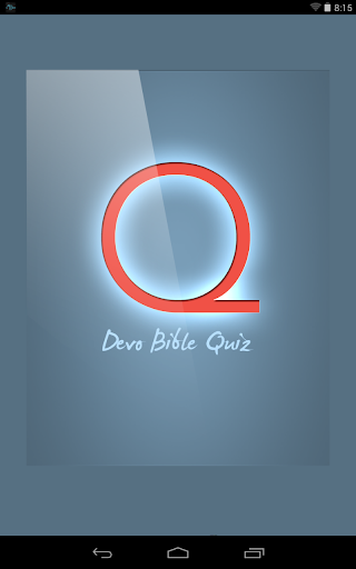Devo Bible Quiz screenshots 10