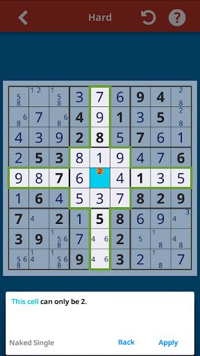 Sudoku - Free Classic Sudoku Puzzles filehippodl screenshot 3