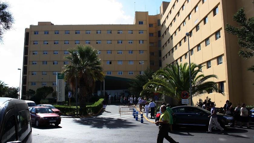 Entrada principal de Torrecárdenas.