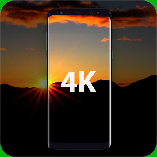 4K Ultra HD Wallpaper - Background icon