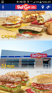 getGo- screenshot thumbnail
