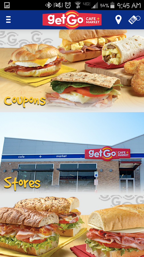 getGo- screenshot