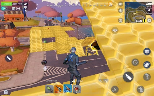 Creative Destruction Screenshot