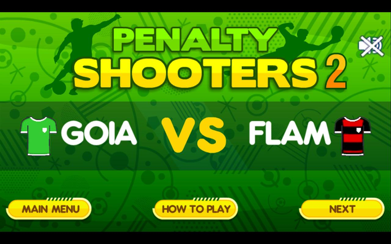 Penalty Shooters 2 (Football)- screenshot