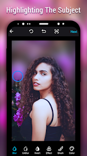 Blur Photo - Blur Image Background,Square Blur