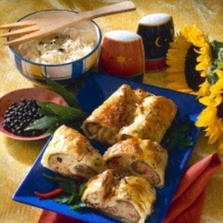 Sauerkraut-Roulade Recipe