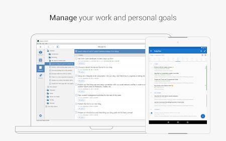 Chaos Control: Task List & GTD 1.7.1 screenshot 562441
