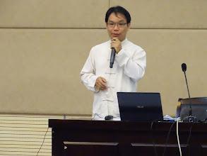 Photo: 張榮焜博士演講
