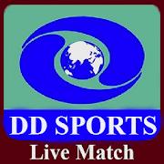 DD Sports Live - Cricket, Football, Hockey, more