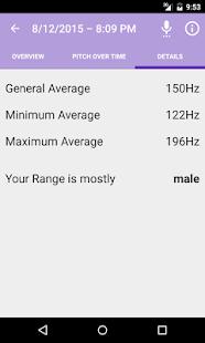 vocal range test app