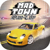 Mad Town San City 2018 Sandbox Town Android APK Download Free By Wild West Games