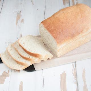 Vegan White Sandwich Bread