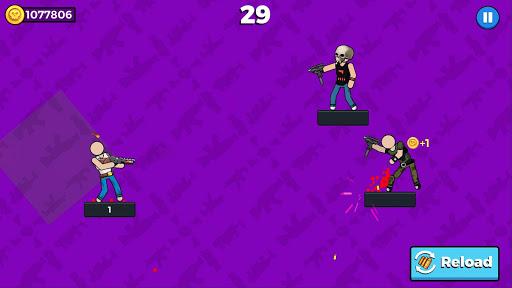 The Gunner: Stickman Weapon Hero cheat screenshots 2