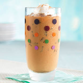 Cool Caramel Café Con Leche.