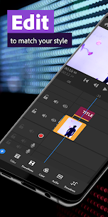 Adobe Premiere Rush (MOD, Premium/Full) 2