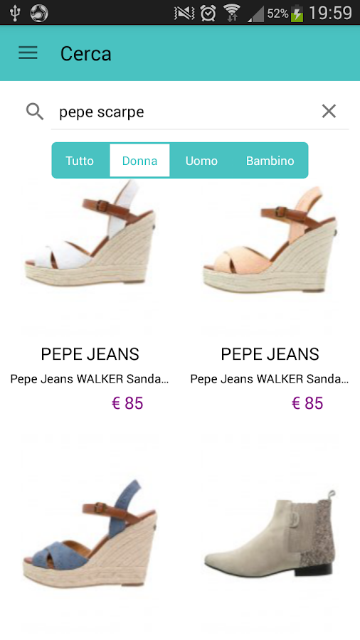 Online Fashion - Moda Shop- screenshot