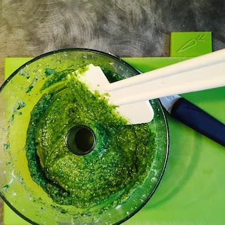 Deliciously Quick Pesto Recipe