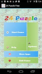 24 Puzzle Free- screenshot thumbnail