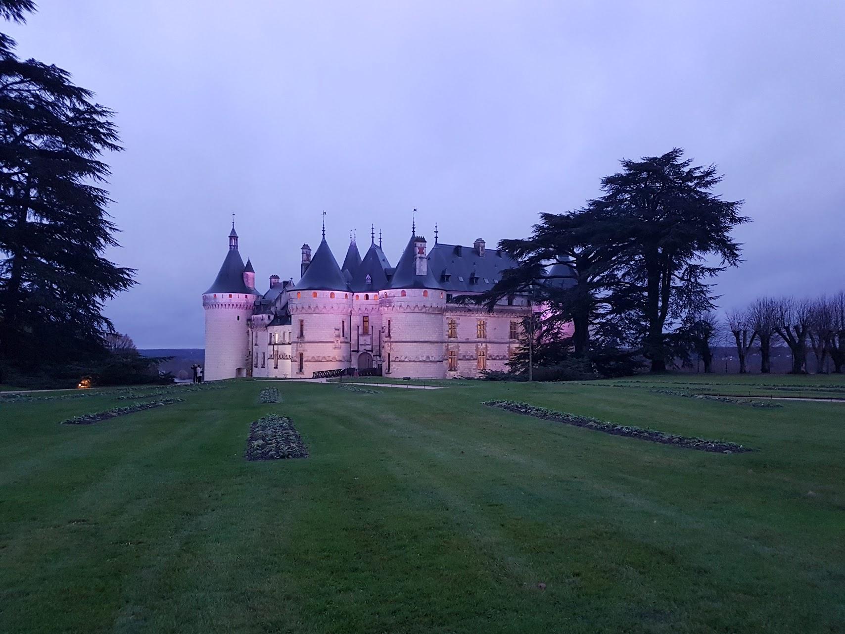 Castillos del Loira. Castillo de Chaumont
