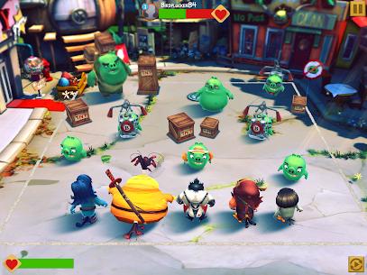 Angry Birds Evolution Mod Apk 10
