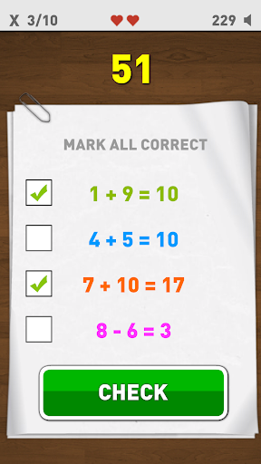 Math Games  screenshots 1
