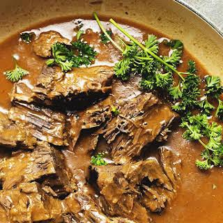 Rump Roast And Vegetables Crock Pot Recipes.