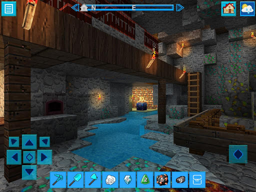 DinoCraft Survive & Craft Pocket Edition  screenshots 4