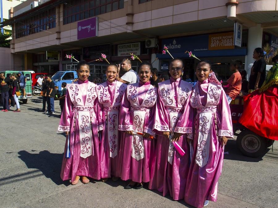 Японские кимоно, филиппинский вариант :)