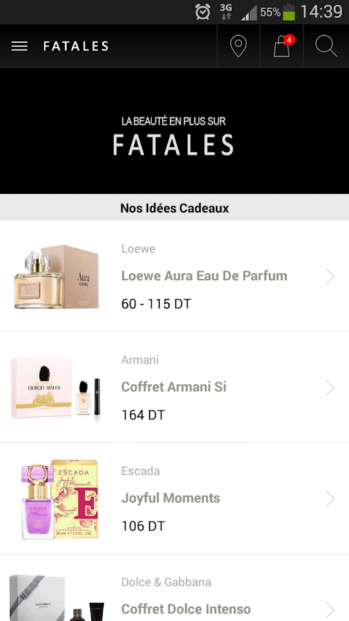 FATALES- screenshot