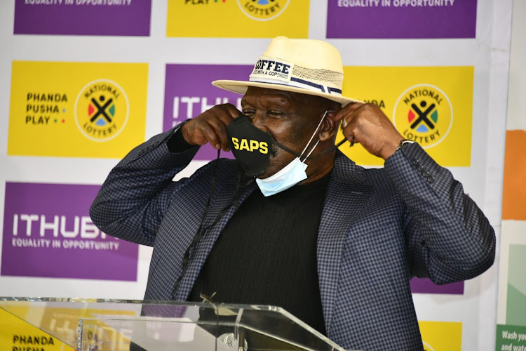 Police minister Bheki Cele said organised crime syndicates have taken advantage of the lockdown, especially the ban on the sale of alcohol and cigarettes. File picture.