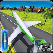 Flugzeug Flug Abenteuer: Spiele Zum Landung