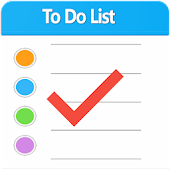To-do list, Calendar, Reminders & Planner