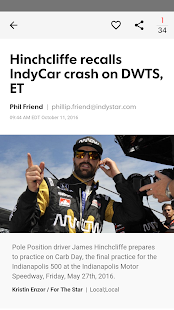 IndyStar Motor Sports XTRA- screenshot thumbnail