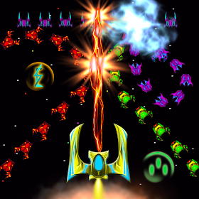 Galactic Rift 2 Space Shooter