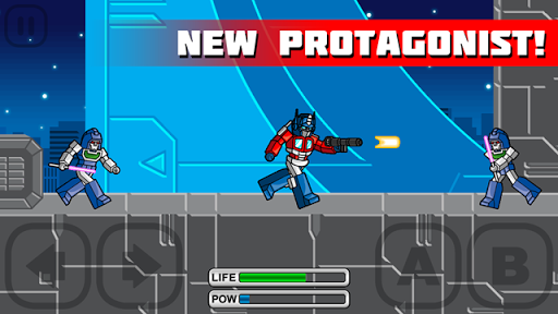 Robots Warfare lll  screenshots 2