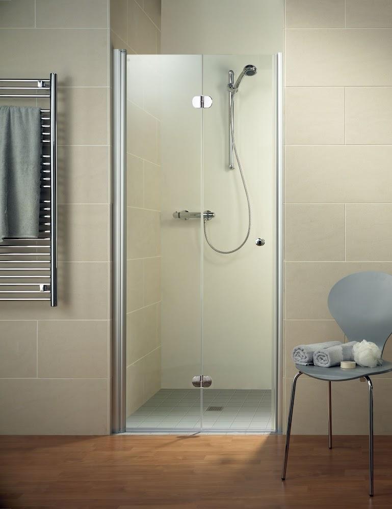 portes douche pivotantes pliantes
