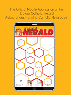 Davao Catholic Herald(iHerald)- screenshot thumbnail