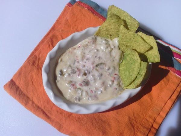 Kick Off Con Queso-annette's Recipe