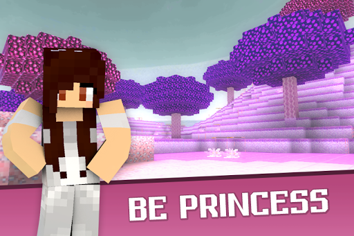 Girls Mod for Minecraft