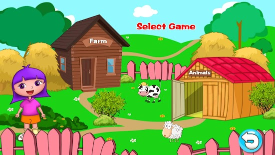 Sofia Animals Farm House Games Screenshot Thumbnail