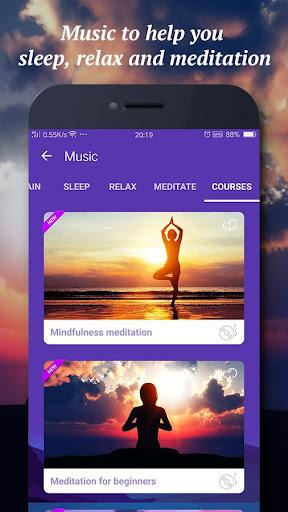 Sleep Mate – Meditate, Sleep, Relax, White noise