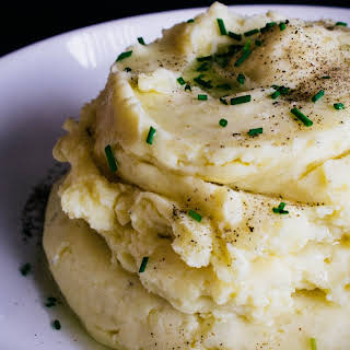 Creamy Mashed Potatoes.