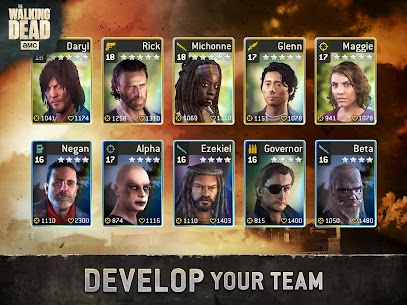 The Walking Dead No Man's Land Mod Apk – For Android 9