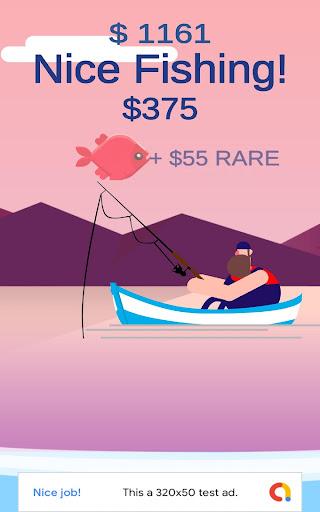 fish for money! screenshot 3