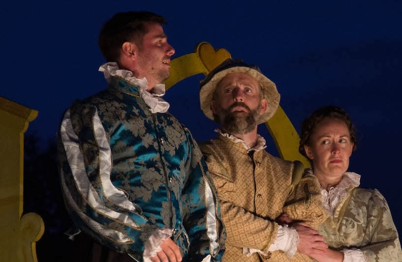 The Tempest comes to Montgomery Castle