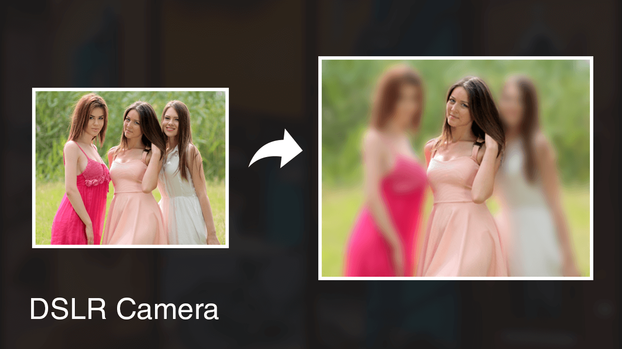 Camera Dslr Camera Effects dslr camera blur effects android apps on google play screenshot
