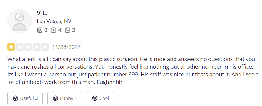 SurgiSpa Cosmetic and Plastic Surgery review