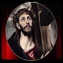 Stations Of Cross Catholic icon