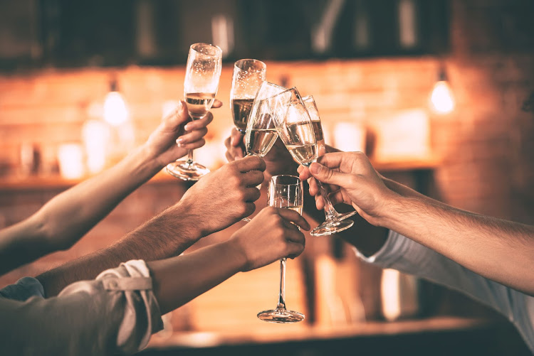 Even if you're getting some of the finer details wrong, Champagne still embodies all things celebratory. Picture: 123RF/GSTOCK STUDIO